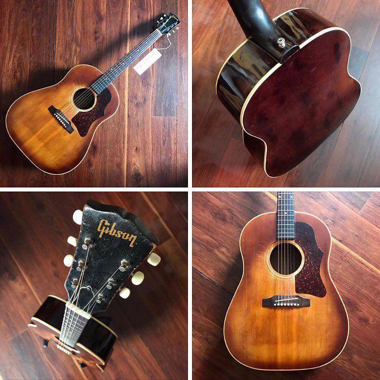 1965 Gibson J45 … Guitar, Beginner