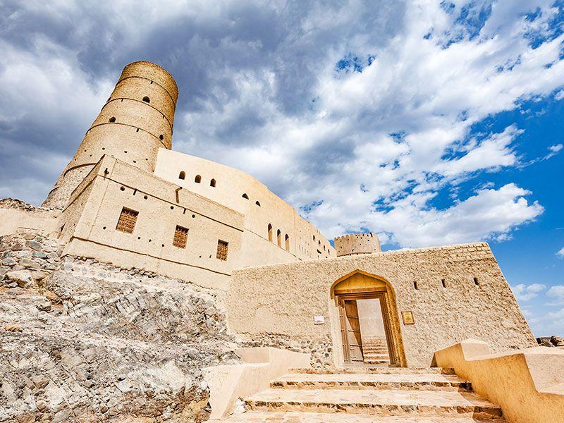 Muscat è una città ricca di gioielli architettonici che accolgono