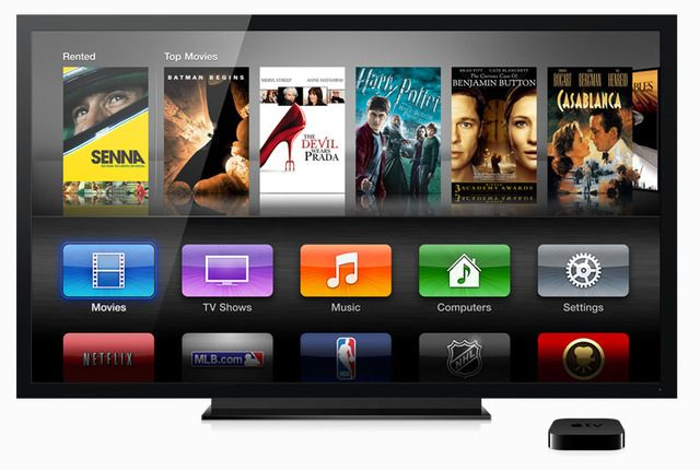 New Apple TV interface now available on 2ndgeneration