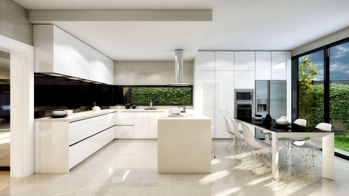 Soluvent (@soluvent) | Twitter Cocina conectada con el jardín ideal ...