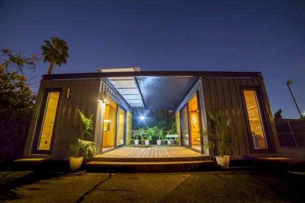 Shipping Container Tiny Home - Exploring Alternatives | mini homes ...