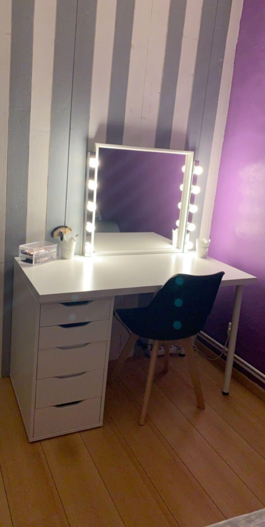 Coiffeuse Alex Coiffeuse Meuble Ikea Design Chambre Ikea Coiffeuse Meuble