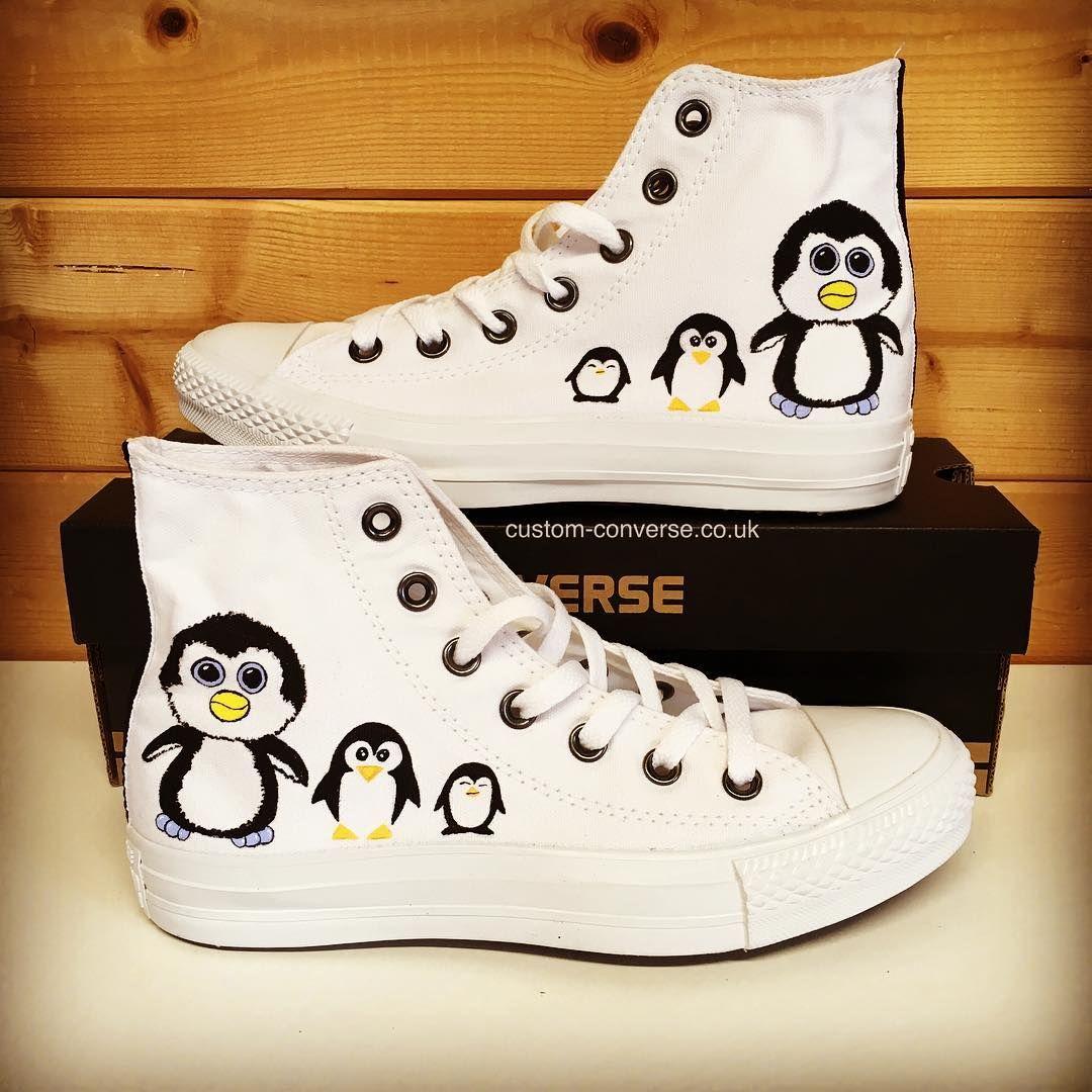 converse penguin