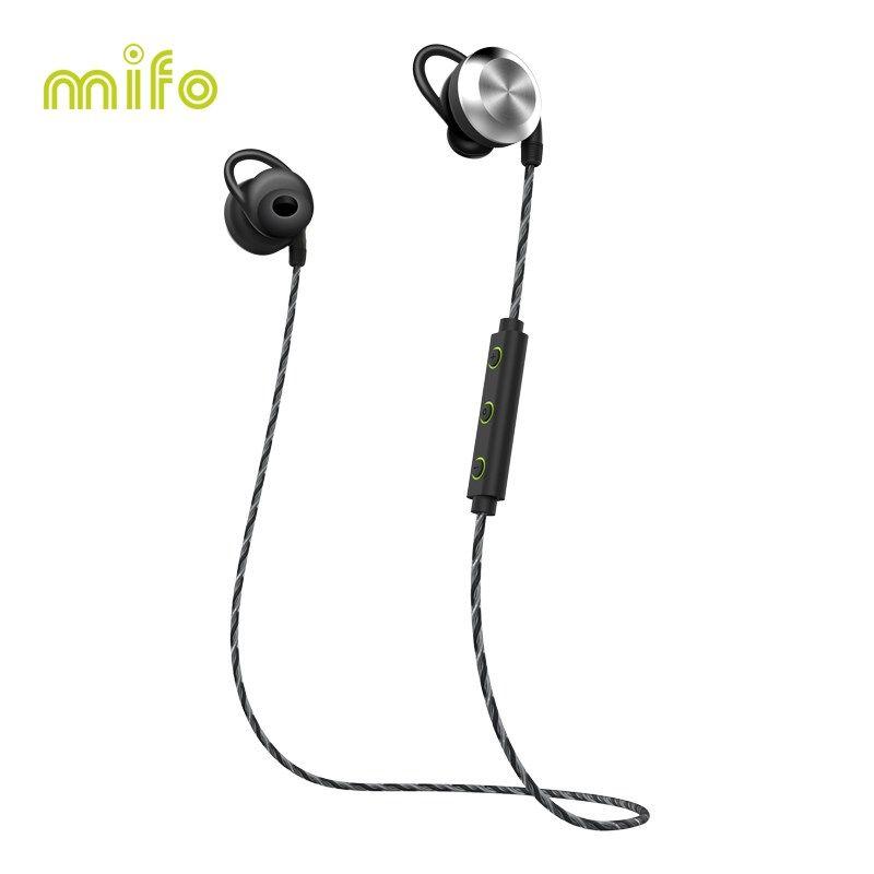 Cheap Mifo U2 Magnet Sport Bluetooth Headphone Wireless Bluetooth Earphone Waterproof Stereo Bluetooth Headset E Earbuds Bluetooth Headphones Waterproof Stereo