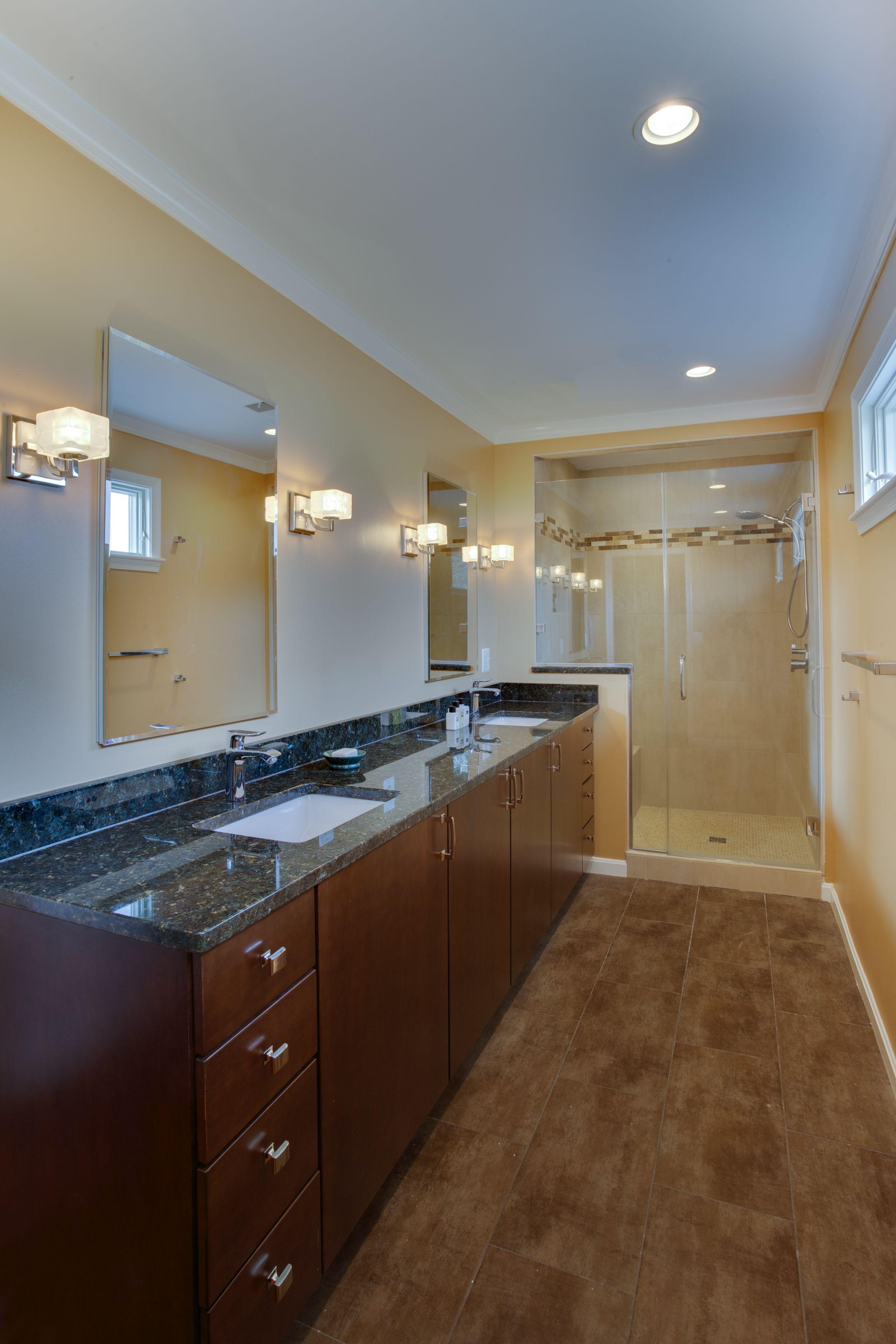 Daniels Design And Remodeling Bathroom Granite Countertops Tile