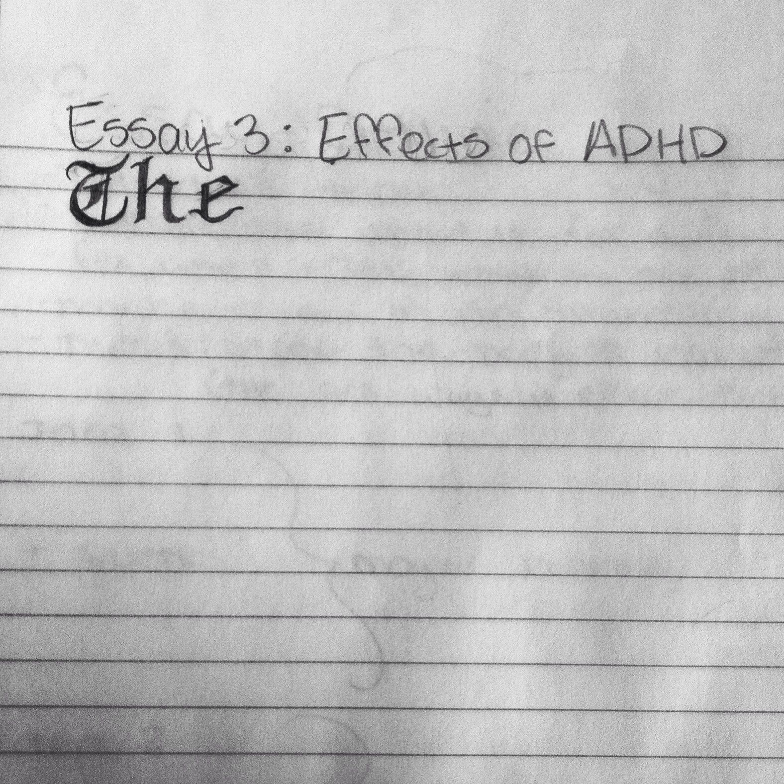 The effects of ADHD  http://problemkidsblog.com/2014/09/11/adhd-anxiety-children-12-ways-can-help/