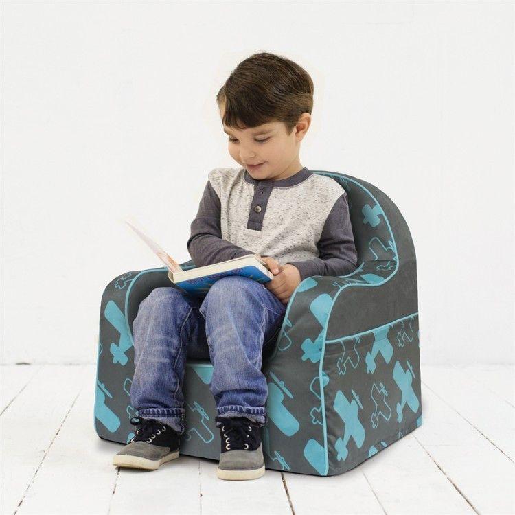 Superbe Little Reader Toddler Chair   Planes