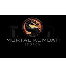 Mortal Kombat Legacy Logo Mortal Kombat Legacy Enamel Pins