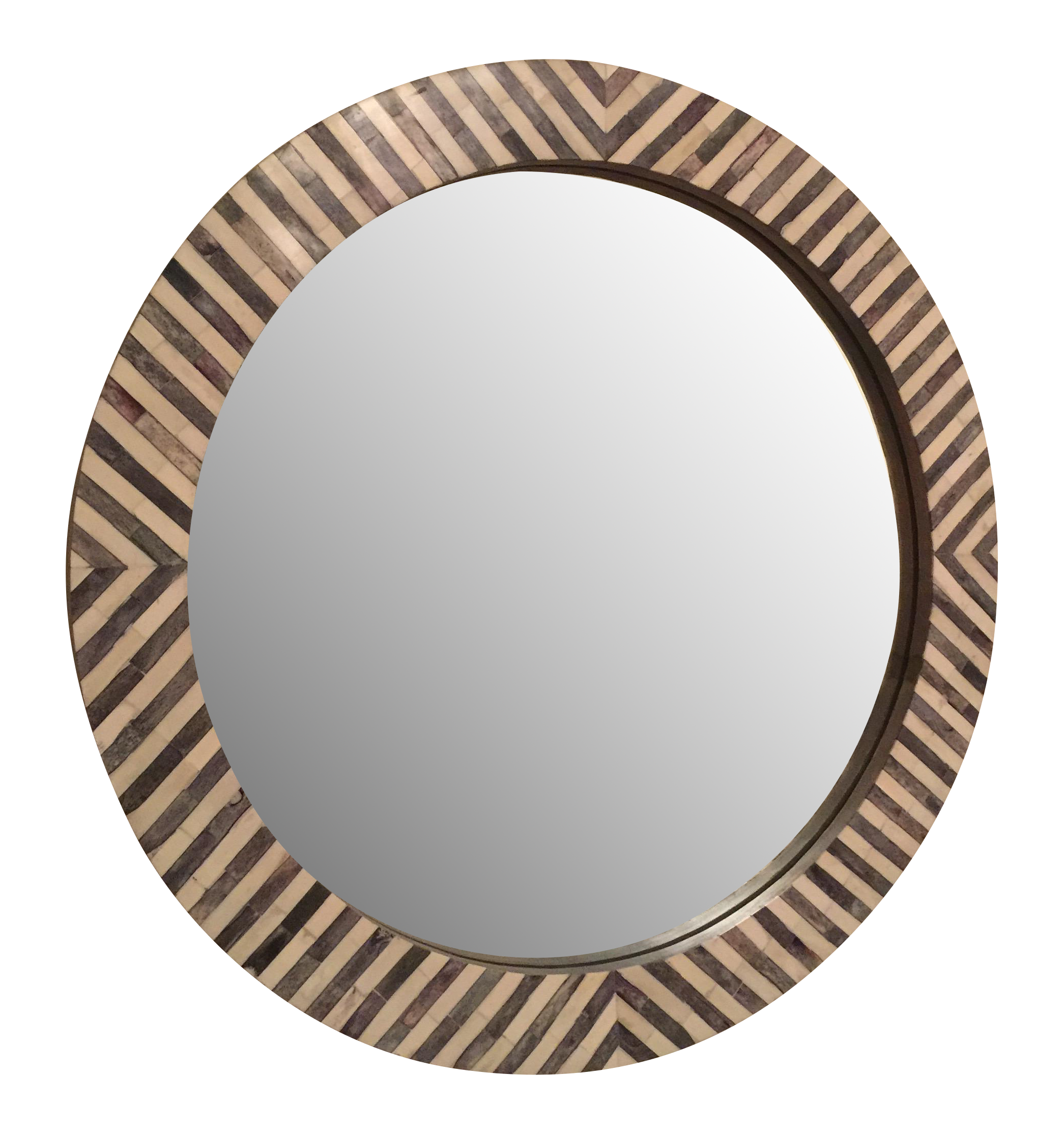 West elm round herringbone parsons wall mirror herringbone west elm round herringbone parsons wall mirror amipublicfo Image collections