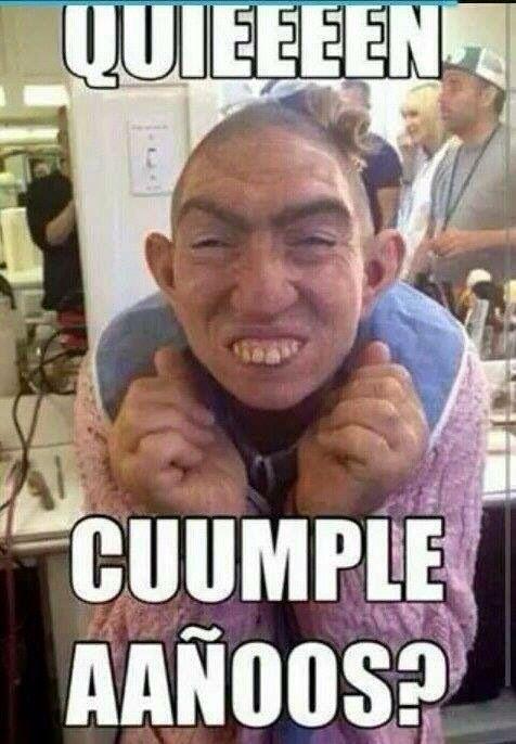 Funny Happy Birthday Meme In Spanish : funny, happy, birthday, spanish, Quieen, Funny, Spanish, Memes,, Picture, Quotes,, Happy, Birthday