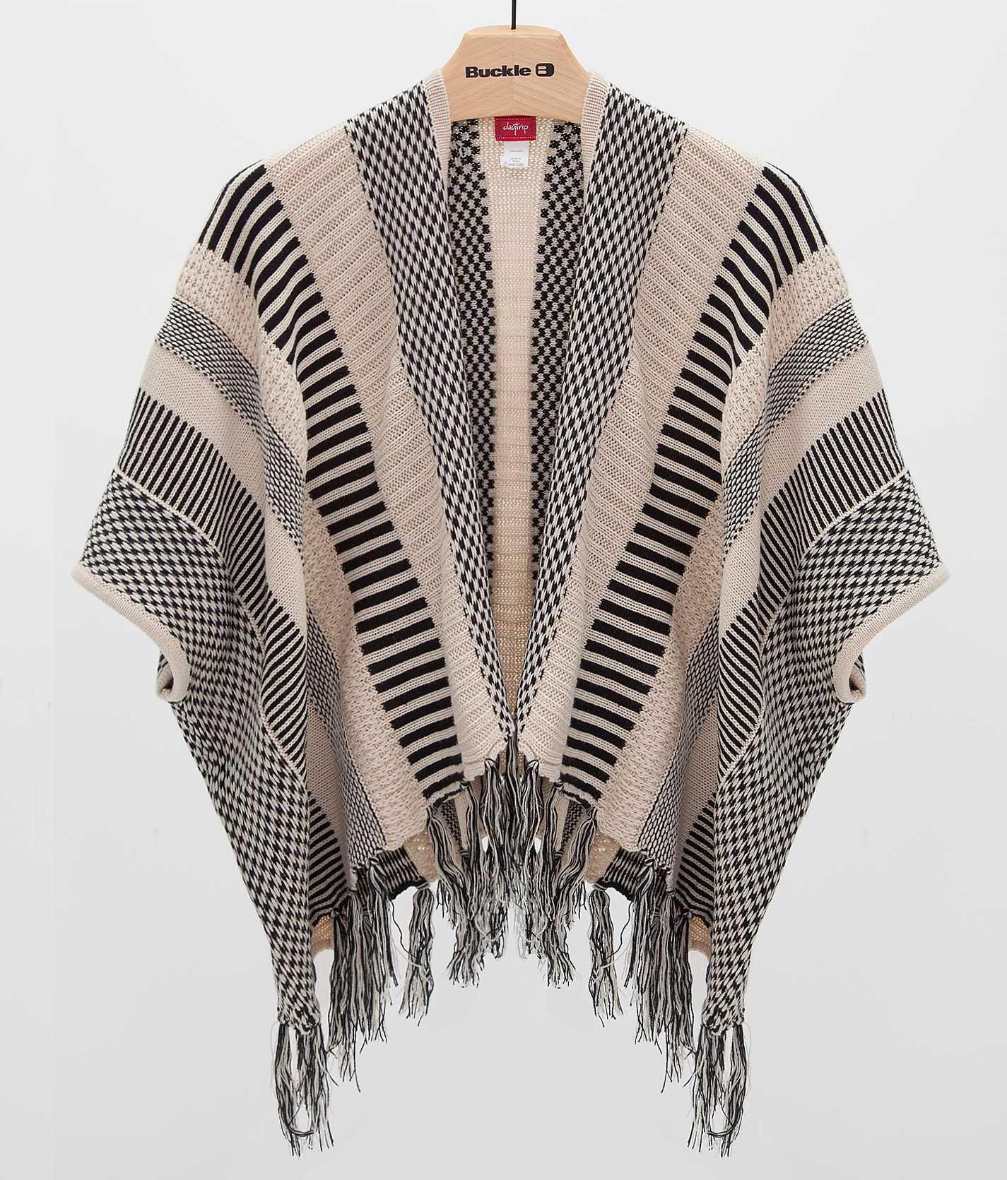 Daytrip Fringe Cardigan Sweater | Fringe sweater cardigan