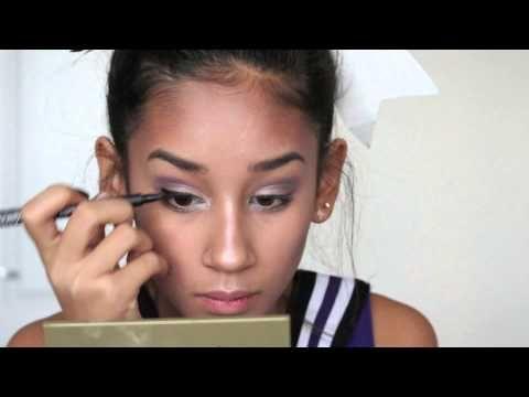 Zombie Cheerleader- Halloween Makeup Tutorial! | Halloween ...