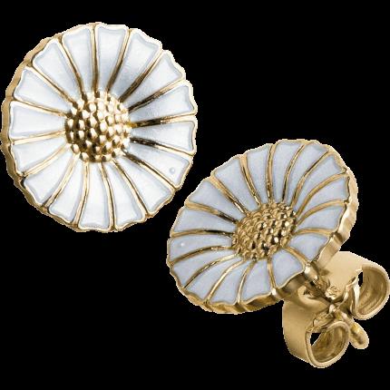 georg jensen earrings. simple but stunning, queen Margrethe nickname is Daisy