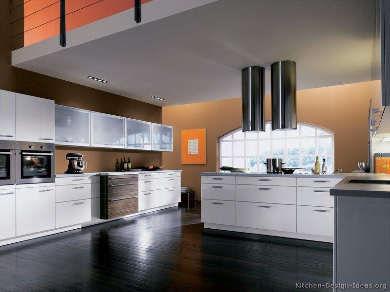 Best Kitchen Idea Of The Day Modern White Kitchen Under A 640 x 480