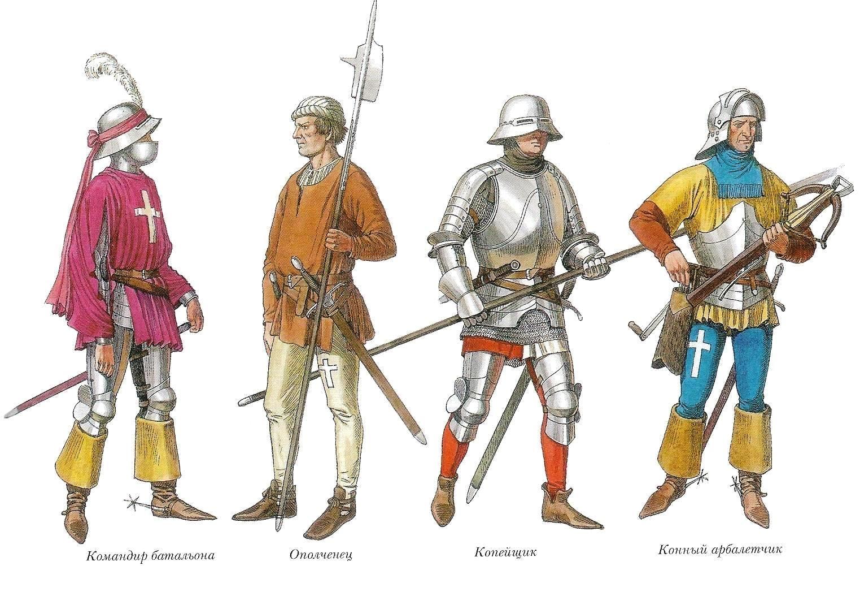 Swiss Troops