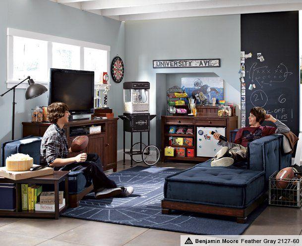 Pottery Barn Dorm Boys Lounge Google Search Pb Dorm