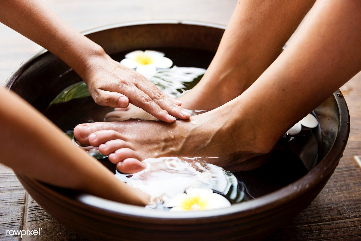 Download Premium Image Of Closeup Of A Foot Spa 399878 In 2020