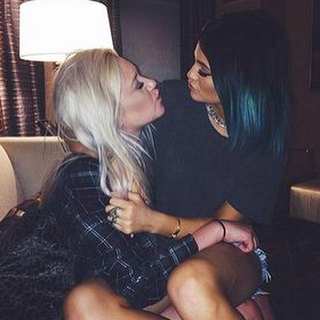 """Kylie:""""Happy birthday to the best friend @stassiebaby. Thank you for staying by my side through all the craziness. I love you Paul."""""""