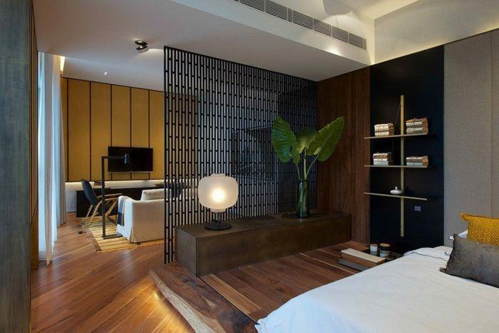 1001 ideas de separadores de ambientes decorativos y Plantillas decorativas ikea
