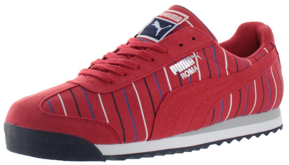 Puma Roma Men's Fashion Sneakers Shoes Red Size 12 - http://www.musteredlady.com/puma-roma-mens-fashion-sneakers-shoes-red-size-12/  .. http://goo.gl/kTy1RY |  MusteredLady.com