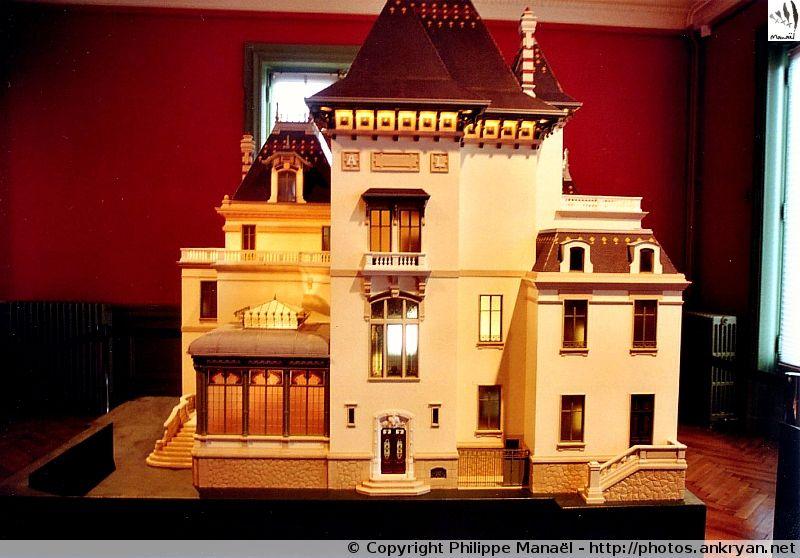 Maquette De La Villa Lumiere Lyon Lumiere Lyon Villa Lumiere