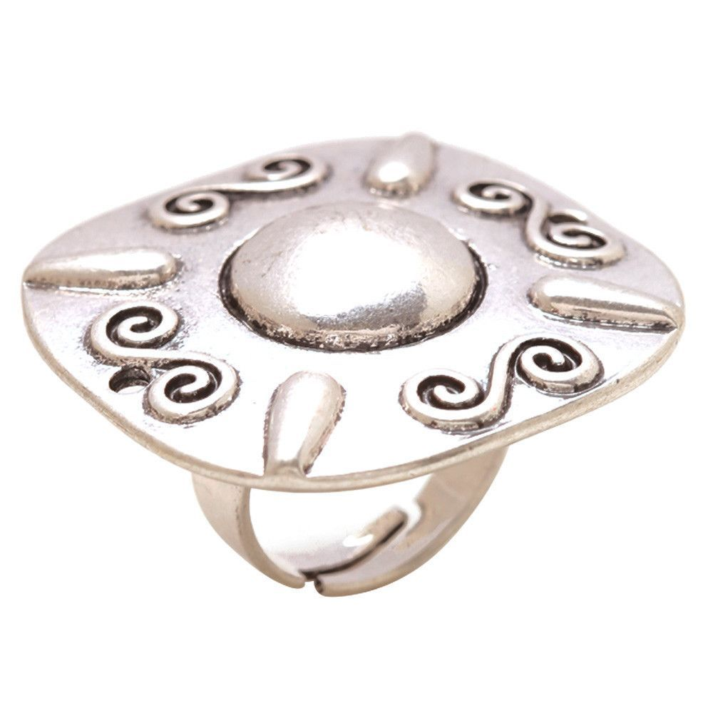 ring p thistle large scarf rings pewter asp