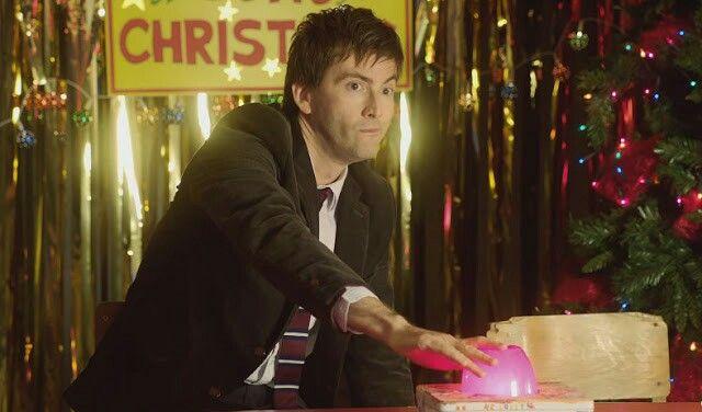 David in Nativity 2 - Danger in the manger