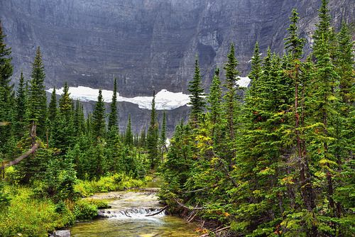 A Stream in the Mountains by thor_mark  on Flickr.