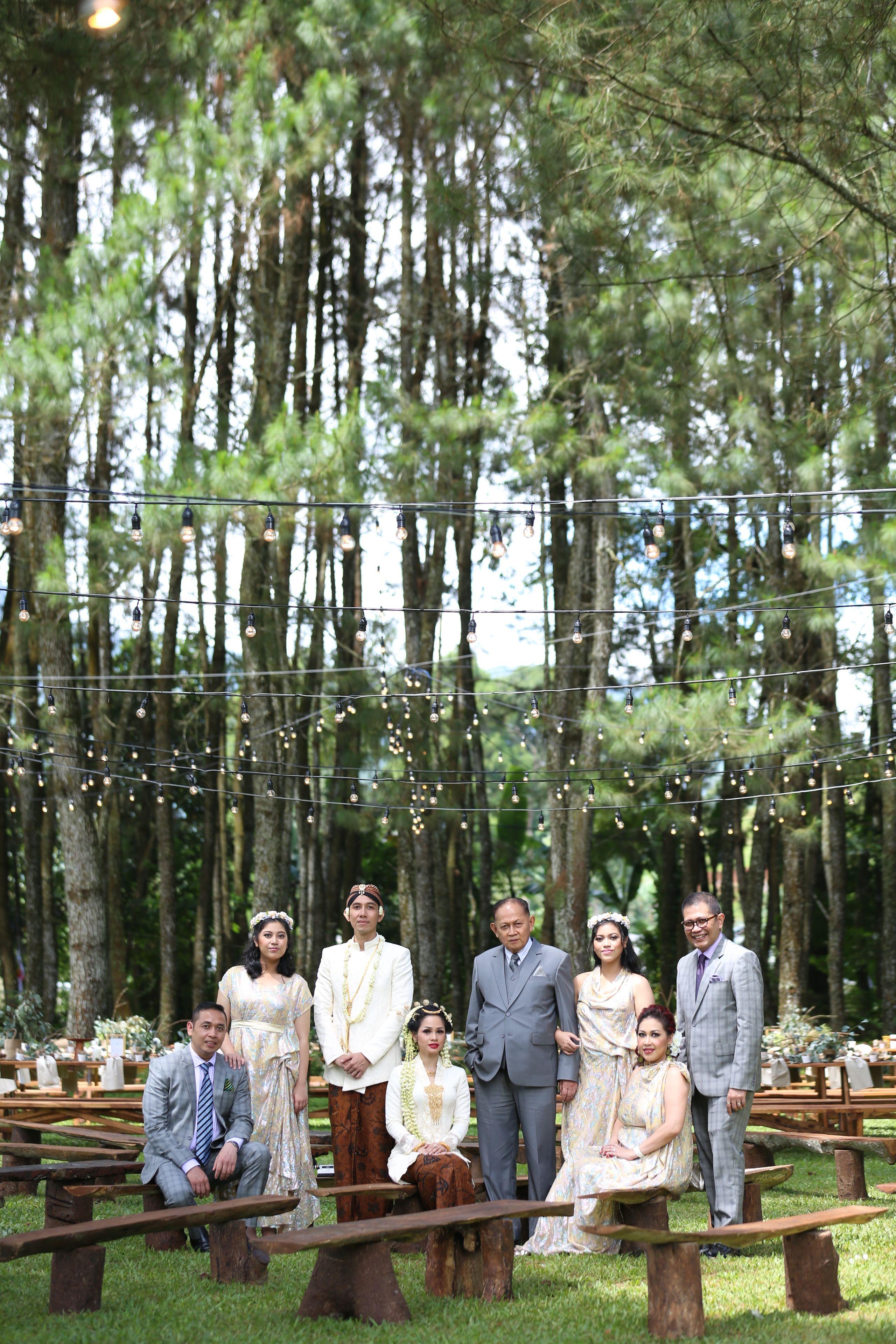 Pernikahan Diy Dengan Tema Outdoor Rustic Ala Qisthas Dan Dhanis
