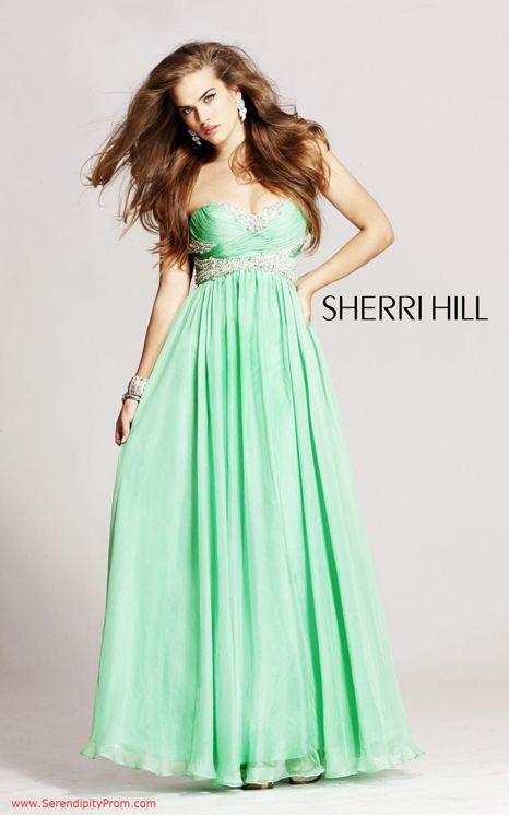 c0c16517222 prom dress come to me. Sherri Hill 3842