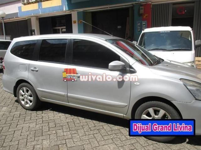 Nissan Grand Livina 1.5 XV A/T Automatic 2014 - wivalo.com