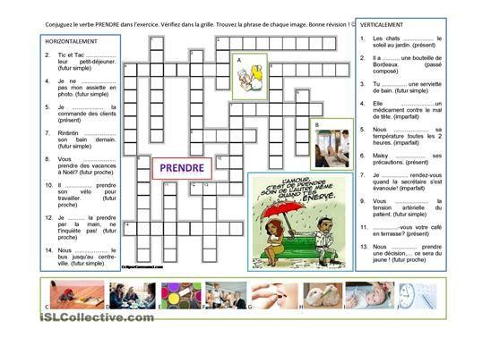 Verbe Prendre Conjugaisons Et Expressions Verbe Prendre Verbe Conjugaison