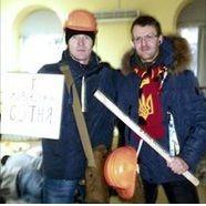 Белорусские «волонтёры» на службе минобороны Укро-Хунты