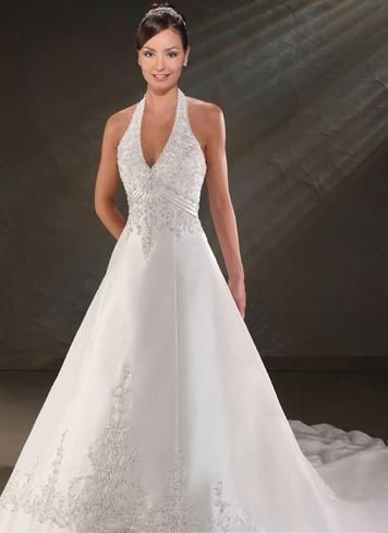 wedding dresses?princess wedding dresses 2013?wedding dresses a line a-line/princess halter cathedral bridal gowns