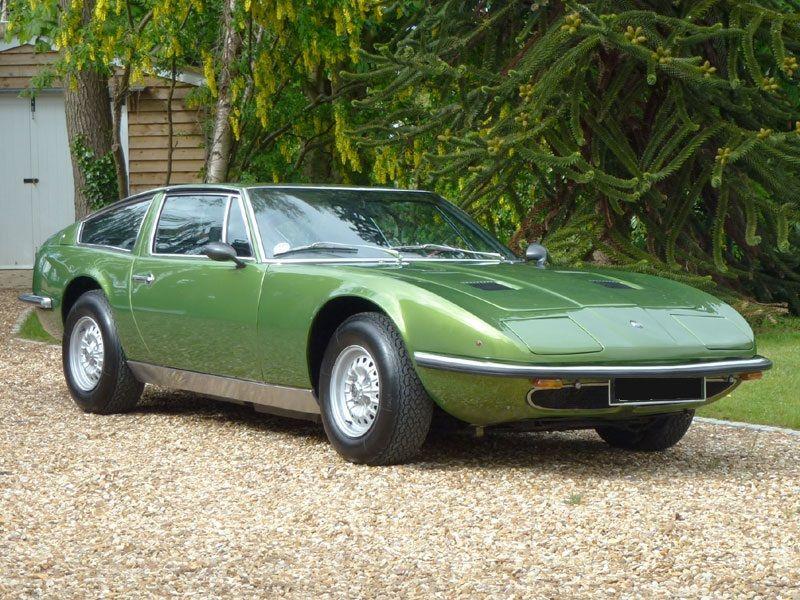 1969 Maserati Indy   Hagerty – Classic Car Price Guide   MASERATTI ...