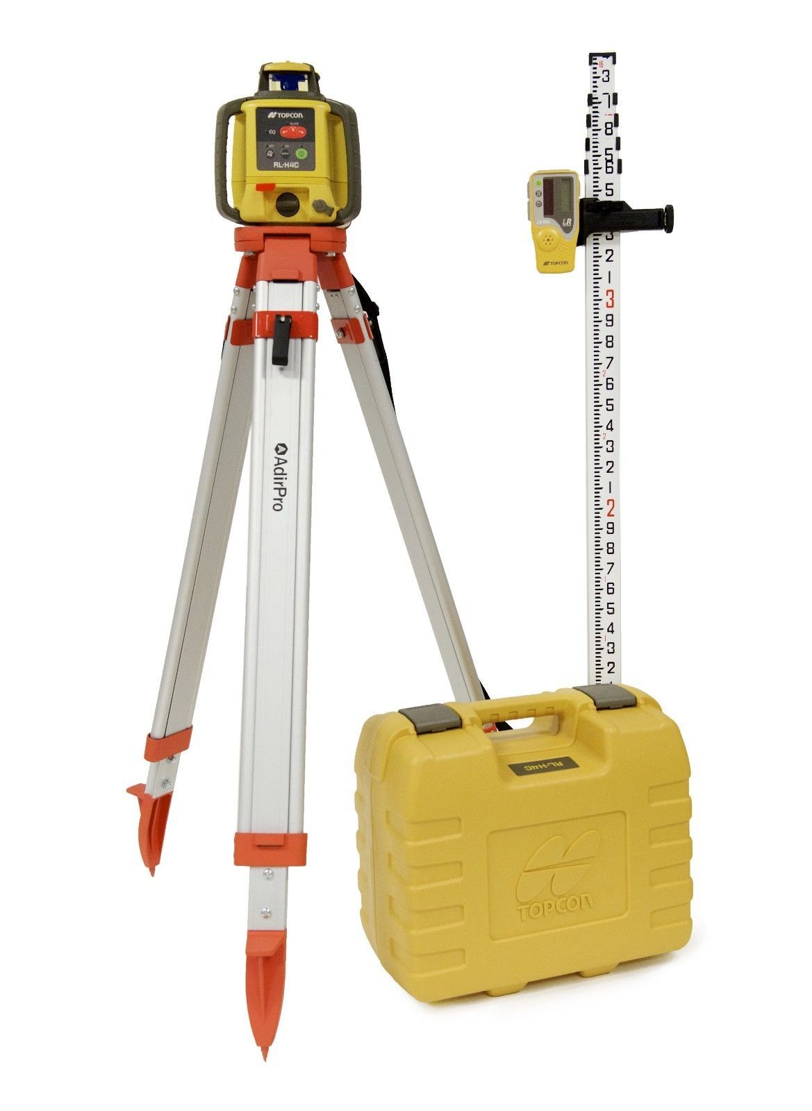 How To Use A Laser Level Detector No Doubt A Laser Level Detector Helps To Ensure The Speed Accuracy And Quality Of An Alignm Laser Levels Laser Flat Head