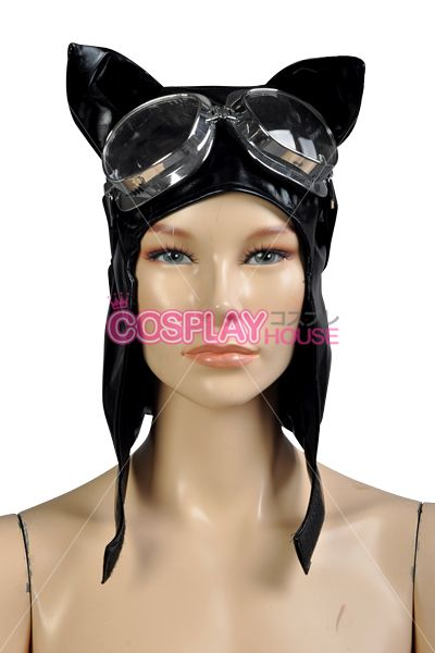 DC Comic Cosplay Prop -- Catwoman Hat Version 01