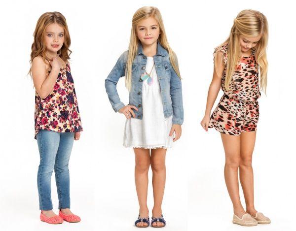 moda infantil 2016 nina