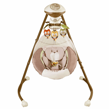 My Little Snugabear Cradle N Swing Baby Gear Baby