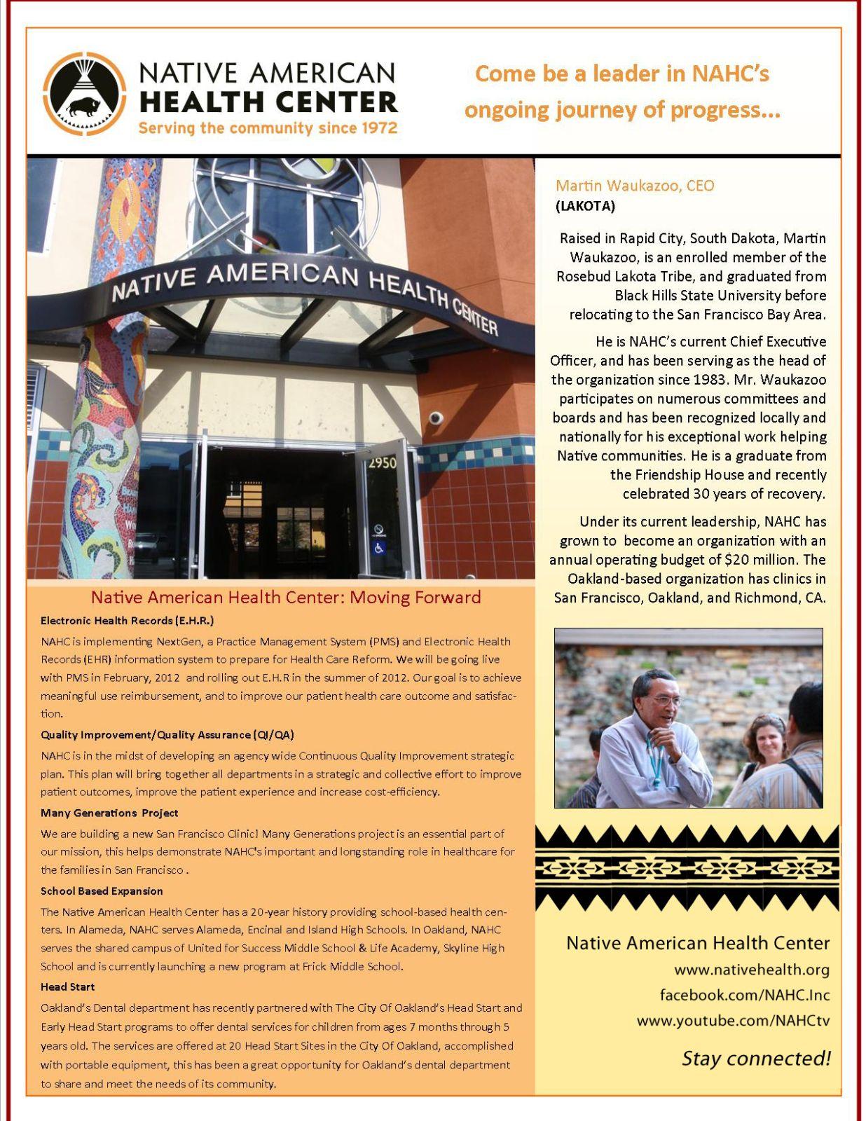 Native health health center rapid city health