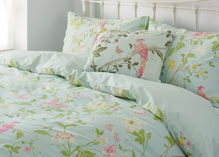 Merveilleux Summer Palace Cotton Bedlinen Set