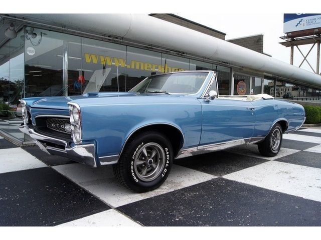 Used 1967 Pontiac Gto For Sale In Springfield Oh Pontiac Gto Gto Pontiac Gto For Sale