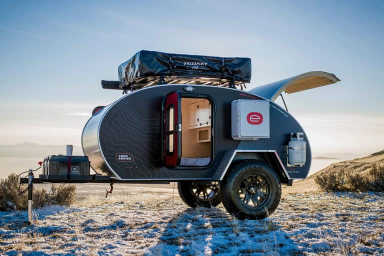 12 Gorgeous Teardrop Trailers You Have To See In 2020 Off Road
