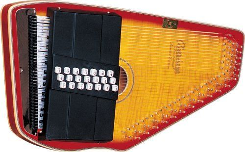Oscar Schmidt OS11021FHS Autoharp by Oscar Schmidt. $437.00. Limited, Flame maple top, Built in FT600 Fine Tuning System, Gloss finish, 21 Chords