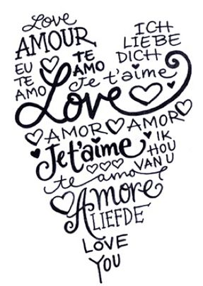 Valentine S Special The 5 Love Languages Words Love Quotes Love Languages