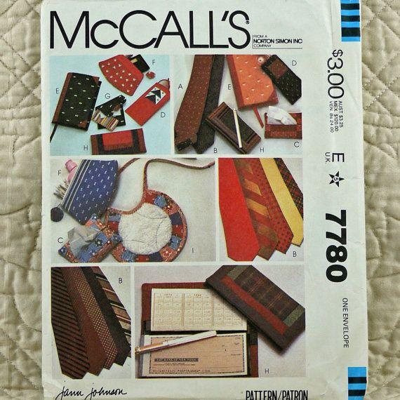 CRAFTS Cut Complete PATTERN 1981 McCALLS by DartingDogCraftyShop