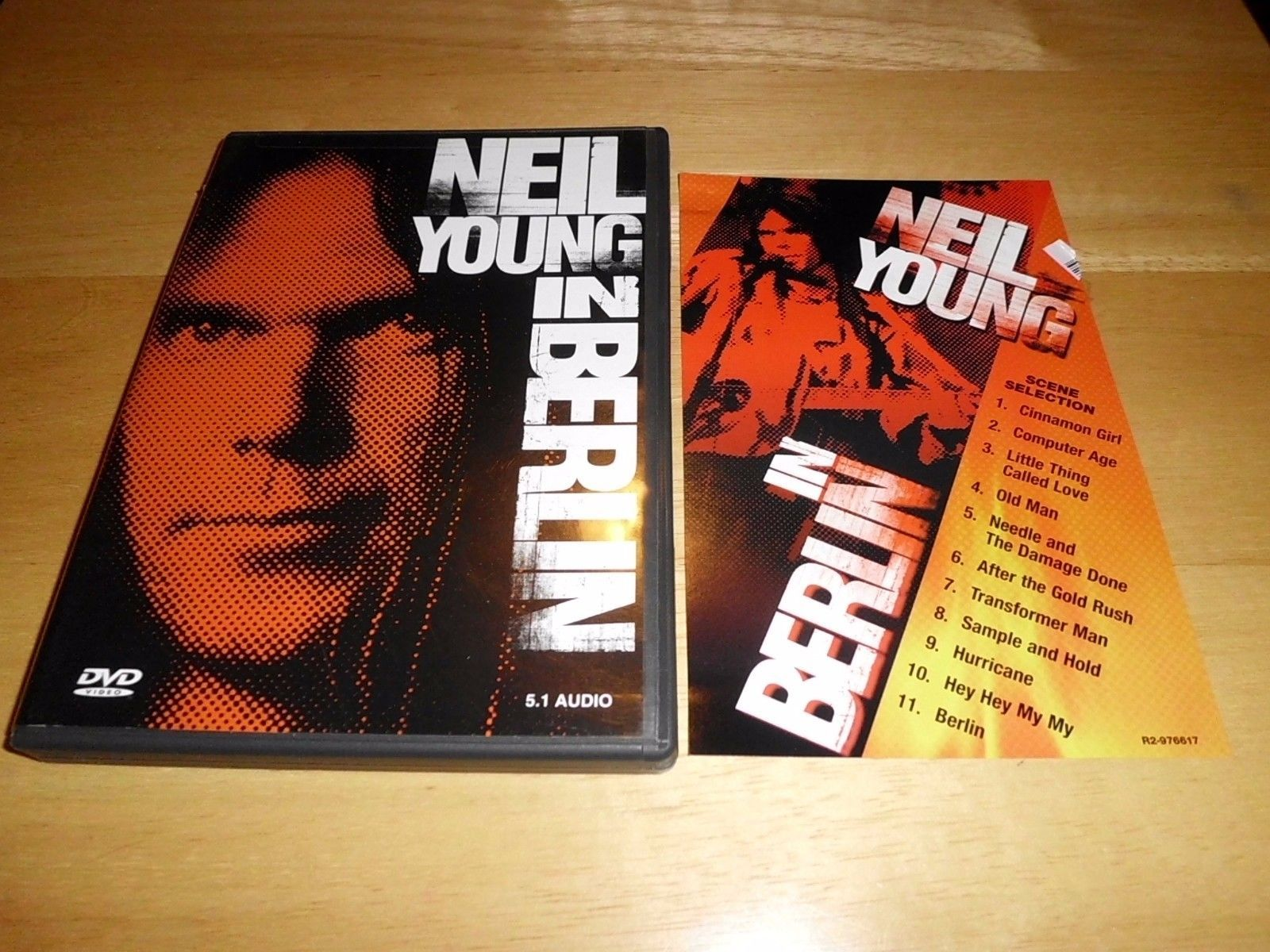 Neil Young In Berlin