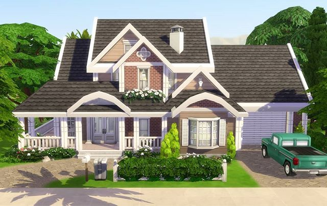 Pin By Mal On The Sims In 2020 Sims House Plans Sims 4 House