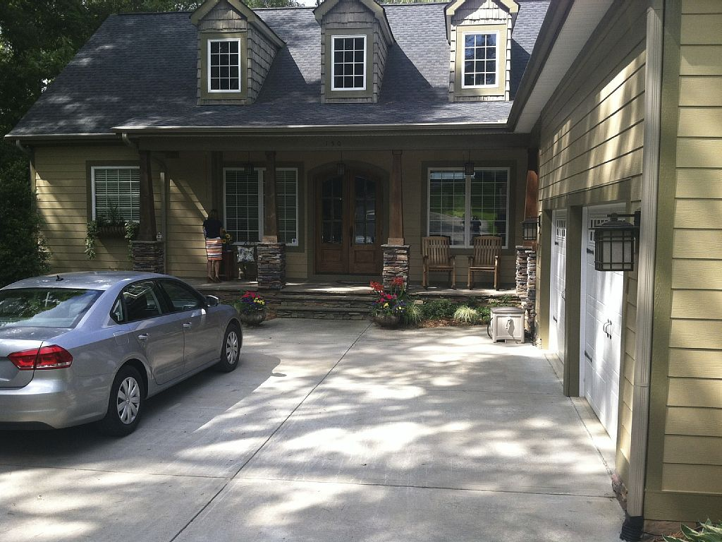 House vacation rental in west union from