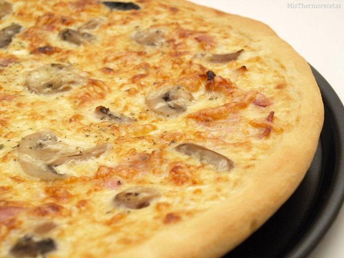die besten 25 pizza thermomix ideen auf pinterest thermomix tm5 rezepte pizza thermomix. Black Bedroom Furniture Sets. Home Design Ideas